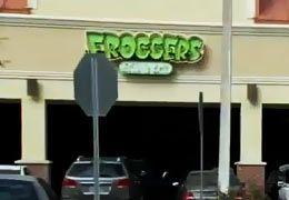 Froggers Grill & Bar